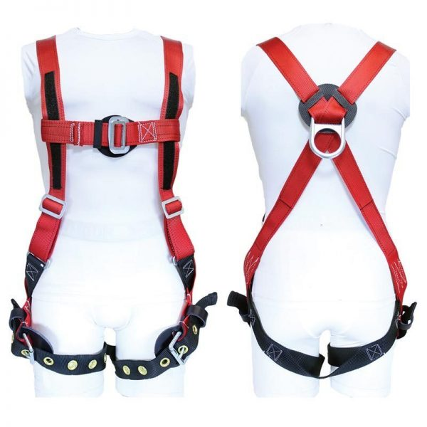 'H' Style Full Body Harness - 6494600